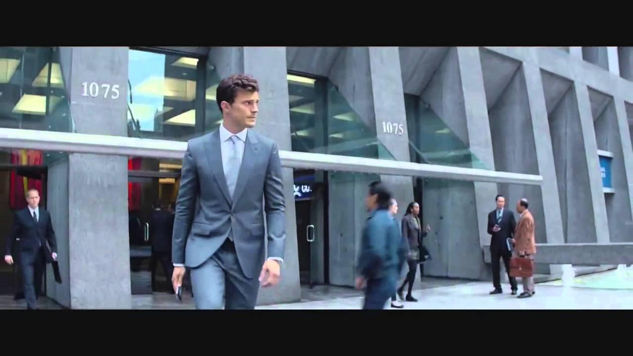 50 Sombras De Grey - Trailer Oficial 2015 HD [Español
