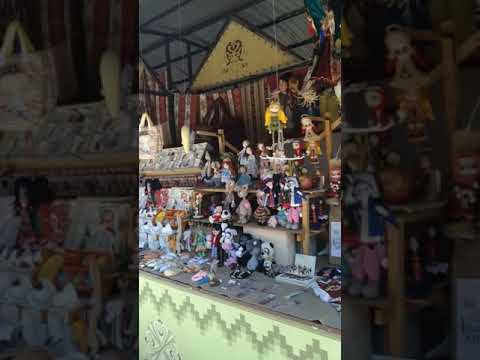 Поездка в Армению. Рынок сувениров Вернисаж.