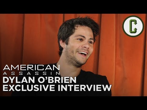 "Dylan O'Brien on Being the ""Skinny Kid"" Leading American Assassin - Exclusive Interview"