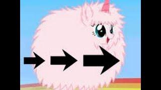 Pink Fluffy Unicorn - Speed: X2, X4, X8, X20!!!