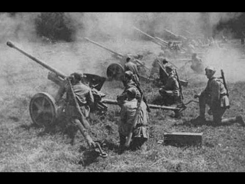 Освободители Артиллерия боги войны