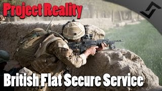 Project Reality - British Flat Secure Service - Close Quarters Combat