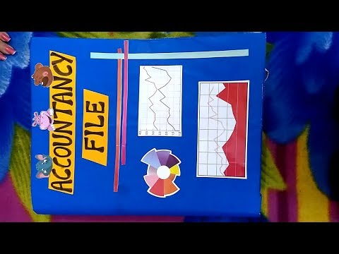 Accountancy project for class 12th commerce