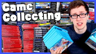 Game Collecting - Scott The Woz
