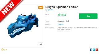 ALL THE AWARDS OF THE NEW AQUAMAN EVENT in ROBLOX