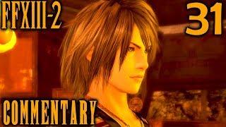 Final Fantasy XIII-2 Walkthrough Part 31 - Wild Artefact Hunting (Yaschas Massif 100 AF)