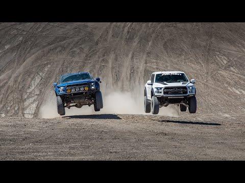 Ford Raptor - Utah Adventure