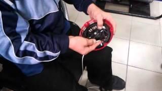 видео Ручной стартер на двигатель Honda GX 100