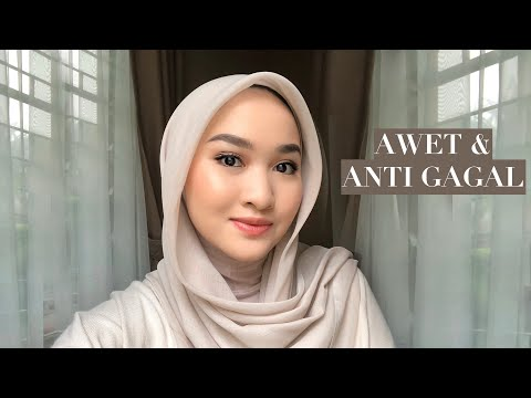 Makeup natural ANTI GAGAL - Fail Proof Makeup Tutorial | Kiara Leswara