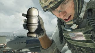 "Top of the Plane MOAB! (MW3 Infected) Terminal ""Call of Duty: Modern Warfare 3"""