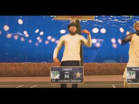 NBA 2K17 | LIT HOOP MIXTAPE!!!! | ANKLE BREAKERS LEFT AND RIGHT| MyPark Gameplay