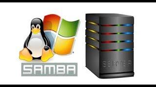 Samba server installation and configuration Bangla tutorial (সাম্বা সার্ভার টিওটোরিয়াল বাংলা)