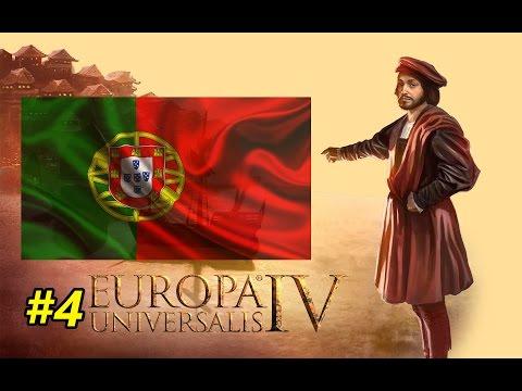 Europa Universalis IV: Portugal #4 Conquest of Ceuta