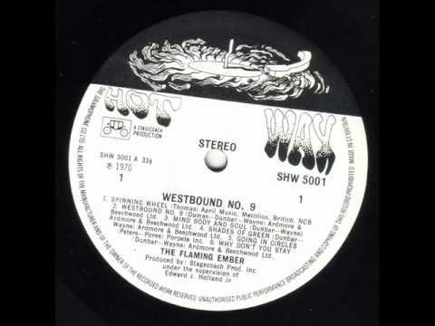 Flaming Ember - Westbound No 9 (1969) full album