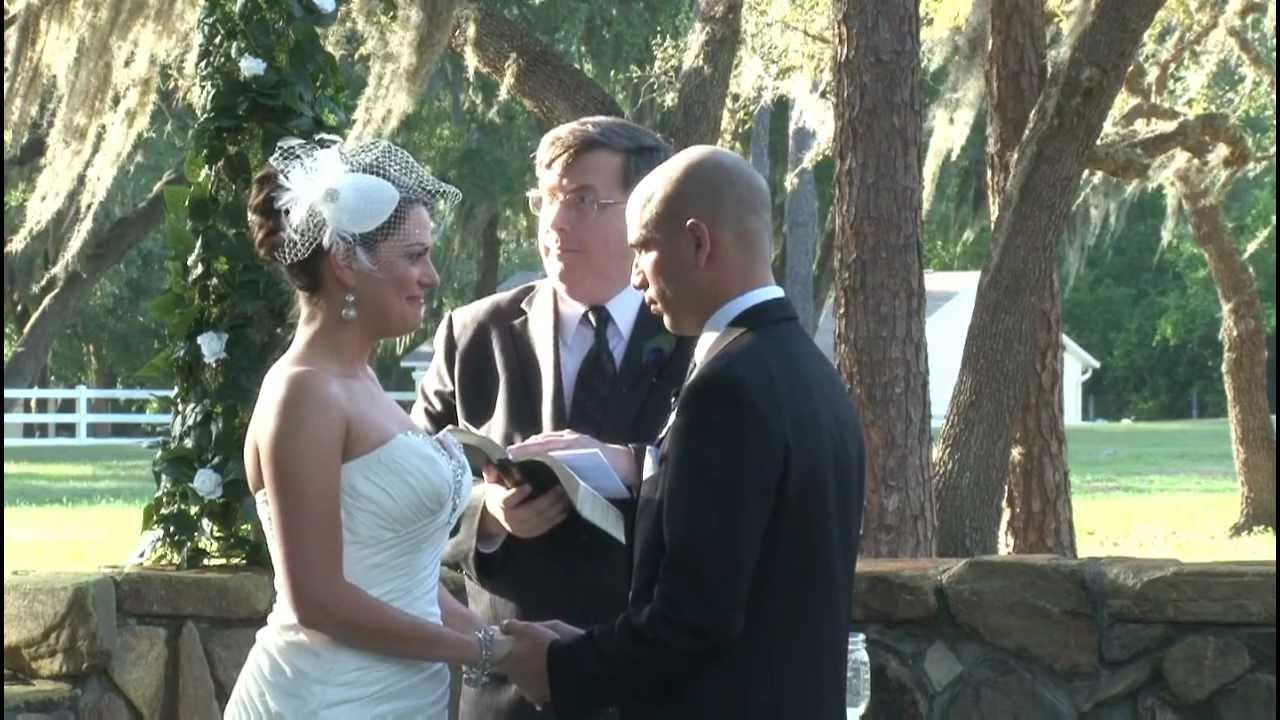 Lange Farm Tampa Wedding Videographer Celebrations Youtube