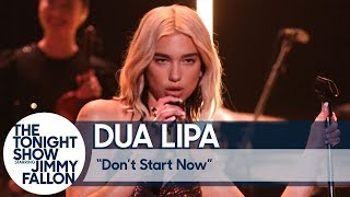 Gambar cover Dua Lipa: Don't Start Now