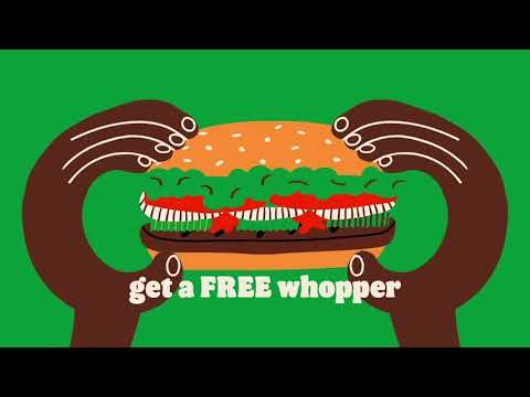 Burger King Whopper: Craved by AI