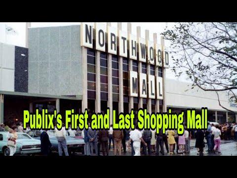Abandoned Locations: Northwood Mall(Tallahassee, Florida)