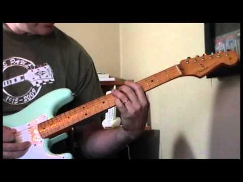 Freddy King Guitar Lesson   The Stumble Part 5