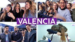 Firma De Discos En Valencia Con Aitana Ana Guerra Y Miriam Ot 2017 Youtube