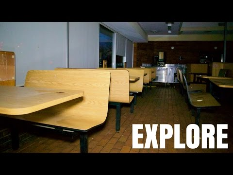 Explore - Abandoned Truck Stop