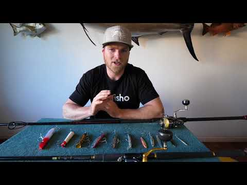 How-to Target Tailor On Lures | Fisho App