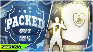 You Won't BELIEVE This Mid Icon Pack Pull... (Packed Out #119) (FIFA 20 Ultimate Team)