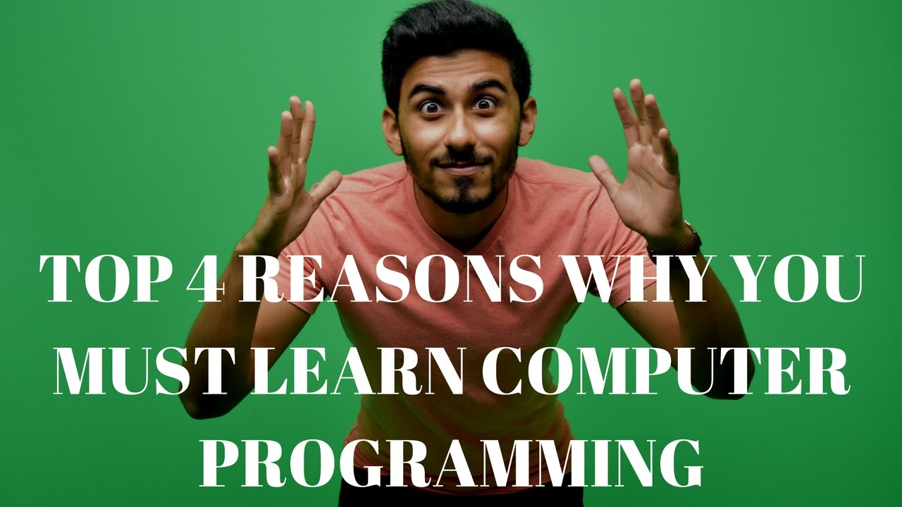 Why You Should Learn To Code - Is a Software Developer Career Worth It?