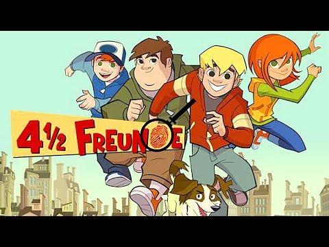 4 1/2 Freunde - Trailer | Deutsch/german