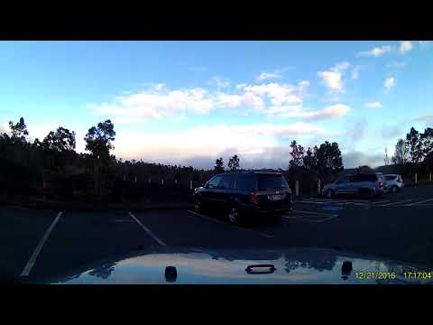 Hawaii National Volcanos Park trip