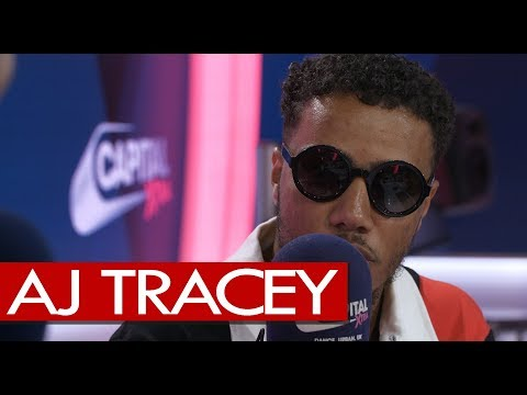 AJ Tracey on Butterflies, Skepta, Drake, album, labels - Westwood
