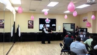 Michelle Graell & Duncan King - Pro Salsa