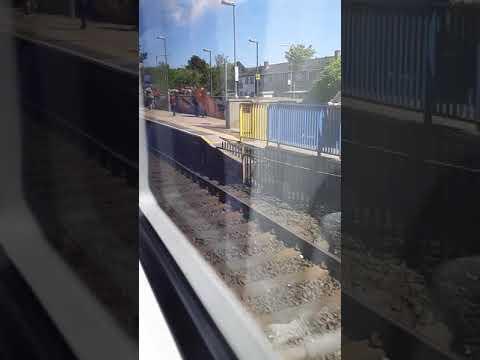 NI Railways Belfast To Bangor