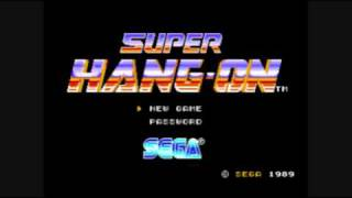 [TOP 100] Sega BGMs #99 Super Hang-On - Sprinter