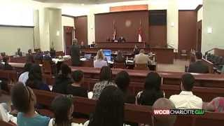 2015 07 28 WCCB PKG Kerrick Trial Final Juror Seated