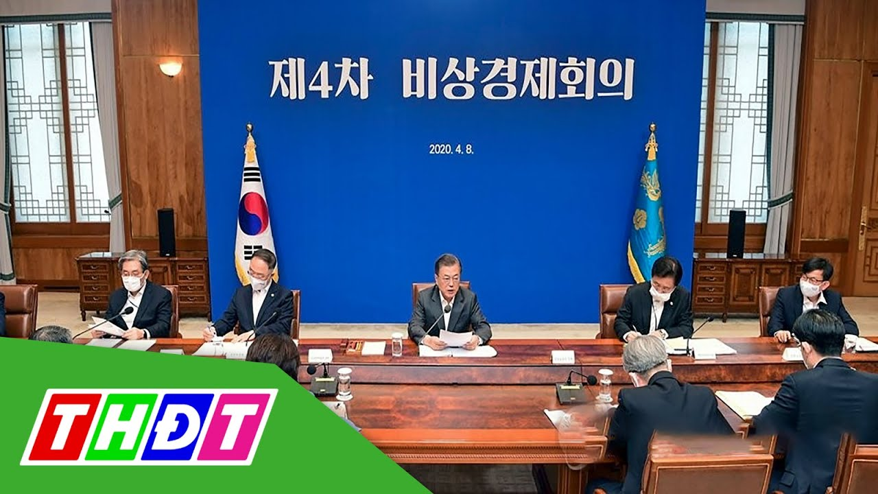 Hàn Quốc gia hạn giãn cách xã hội toàn quốc | THDT