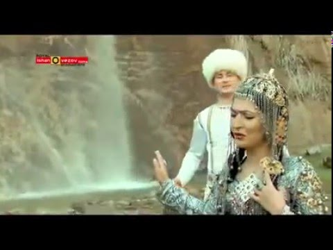 Turkmen folk song   Seypelmenek    YouTube