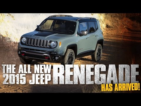 2015 Jeep Renegade Gwinnett Chrysler Dodge Jeep Ram