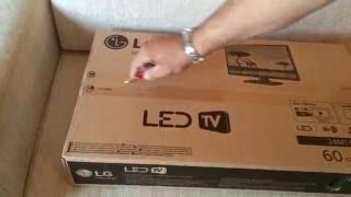 LG LED TV 24MT47DC UNBOXING GREEK (HD) cмотреть видео онлайн бесплатно в высоком качестве - HDVIDEO