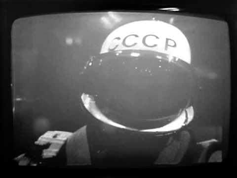 Yuri Gagarin's Helmet - CCCP