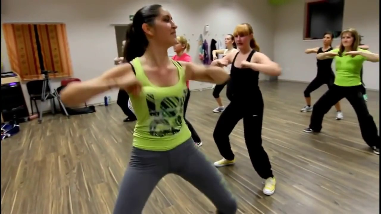 Latin Dance Work Out