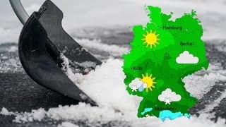 Wetter: Weiße Überraschung (18.01.2020)