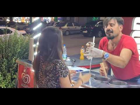 Çılgın Dondurmacı Yeni | Furkat Macho | Ceylan Kız (чейлан киз) فتاة الغزال ( Official Video )