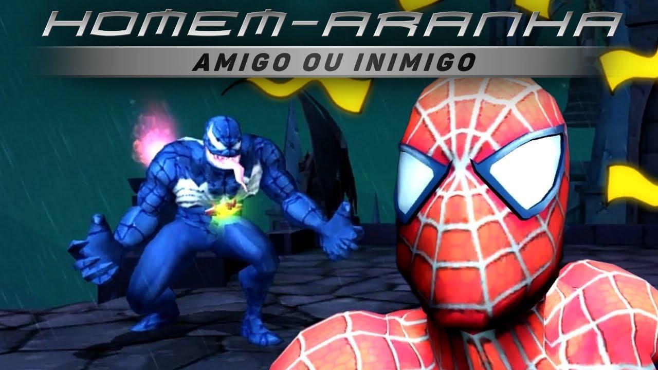 Homem-Aranha: Friend or Foe | JOGO DUBLADO ep. 5 | VENOM e Blade!