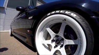 видео Тюнинг Nissan Skyline R33-4