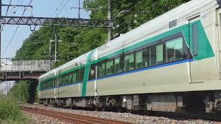 東武500系503F藤岡~静和通過