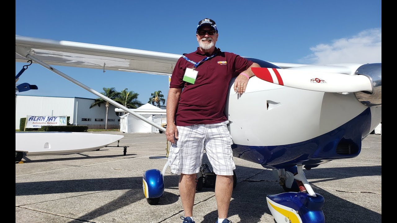 Buy My Airplane For Less Than $80,000 | Jabiru Cross Country Airplane