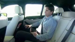 BMW X1 SUV - Interiors