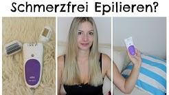 Mein Epilierer I Silk-épil 5 Wet und Dry von Braun I Werbung I AnnaBirdie