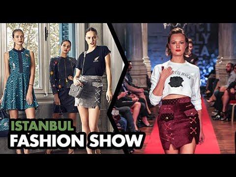 MANUEL ESSL DESIGN Fashion Show in ISTANBUL